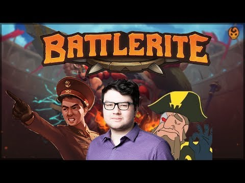 DYRUS • BATTLERITE WITH ODDONE AND TOBIAS FATE