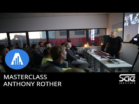 SAE Masterclass: Anthony Rother