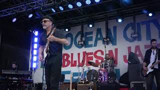Vince Lee. Jazz And Blues Ocean City Plymouth 2018 Part 1