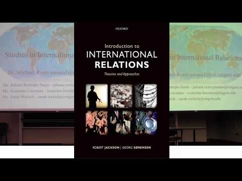 Introduction to International Relations: Why Study IR?