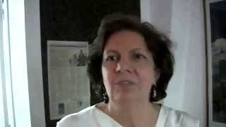 Ana Elisa Osorio en rueda de prensa de Marea Socialista, aporrea tvi, agosto 2014