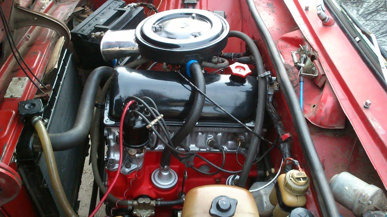 Как собрать динамичный двигатель ВАЗ классика при минимальных вложениях?