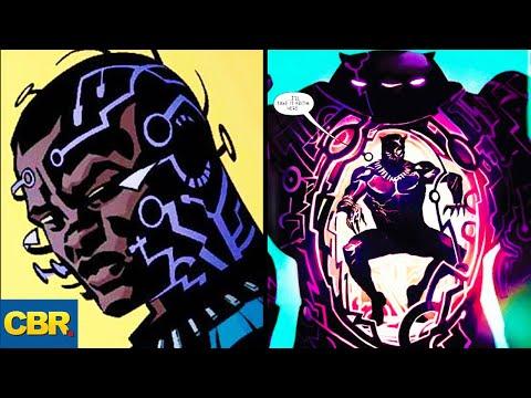 10 Hidden Secrets In Black Panther's Suit