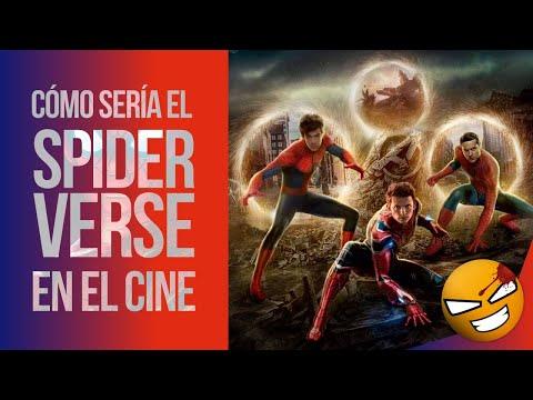 SPIDER-VERSE MOVIE | #Mefe