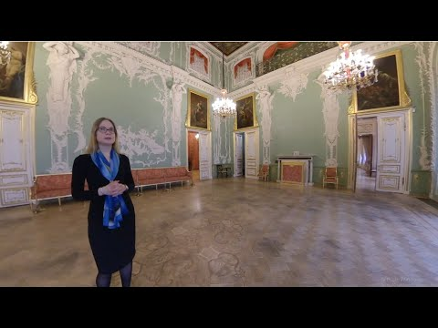 Строгановский дворец. Онлайн-экскурсия