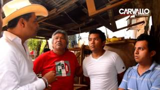 45 Gira Jorge Carvallo Delfín 27 de Mayo de 2015 Sihuapan  San Andrés Tuxtla