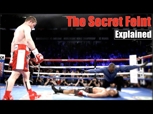 The Least Known Feint Explained - Boxing, MMA, Muay Thai & Kickboxing Breakdown