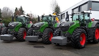 Fendt 1050,1050,1046 on the road and unboxing Fendt 1050 Trekkerweb