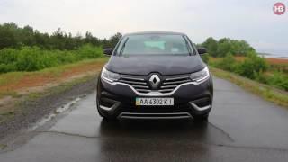 Тест-драйв новой Renault Espace