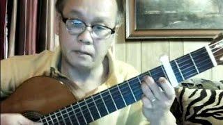Những Ngày Thơ Mộng (Hoàng Thi Thơ) - Guitar Cover by Hoàng Bảo Tuấn