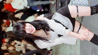 191013 스타후르츠 수련 Starfruit Sooryeon #09 Excuse Me @홍대버스킹 4K 60P 직캠 by LIKEY