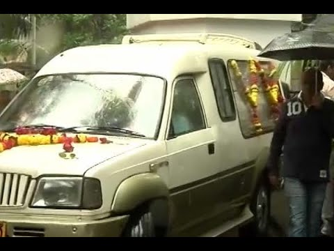 Shashi Kapoor's Demise: Actor's last journey in Mumbai