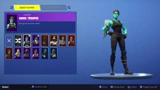 I got a GHOUL TROOPER account for free on fortnite (not clickbait!)