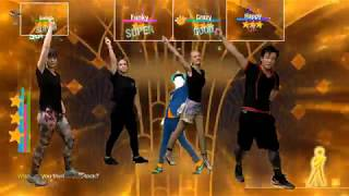Rocket Beans TV - Just Dance 2019 mit Viet, Nasti, Lisa und Anne