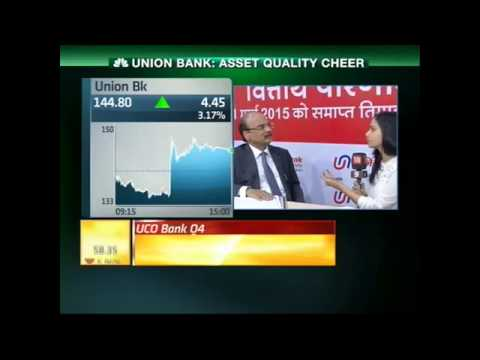 UNION BANK: ASSET QUALITY CHEER
