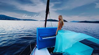 Skiathos-Elena Xidia -Reflections of passion-Yanni(piano cover) видео