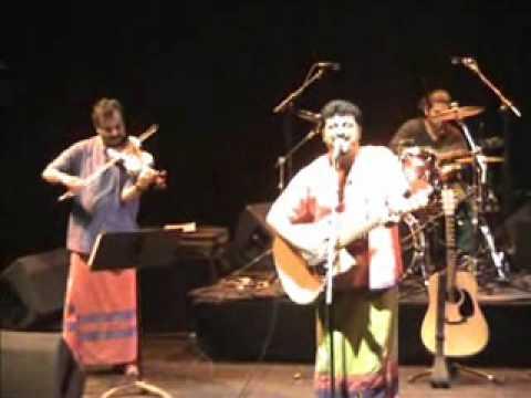 Raghu Dixit@Queen Elizabeth Hall-London2011-Mysore se Aayi re