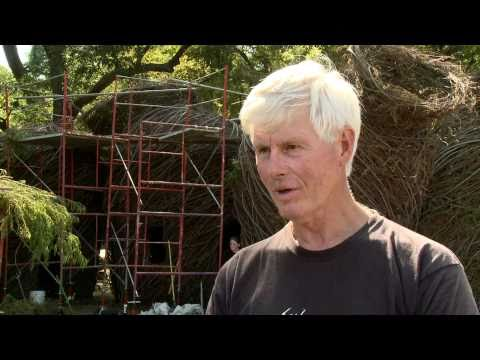 Patrick Dougherty - The Making of River Vessels (Produced by The City of Waco)