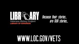 Library of Congress Veterans History Project 2019 PSA (ENGLISH)