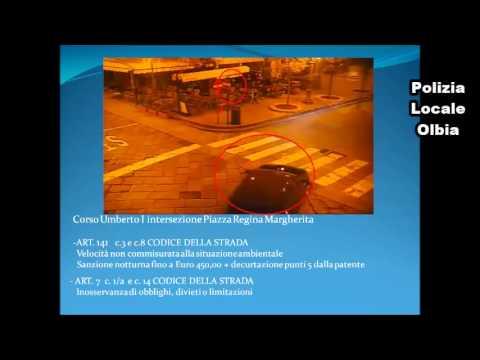 """La """"Notte Brava"""" di tre giovani tra atti vandalici e corse folli in auto a Olbia"""
