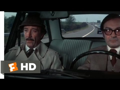 Trail of the Pink Panther (4/11) Movie CLIP - Pop-Out Lighter (1982) HD