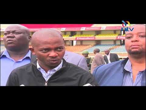 Key CAF sponsors express jitters over political situation in Kenya