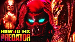 HOW TO FIX THE PREDATOR FILM FRANCHISE WHAT HAPPENED TO THE PREDATOR