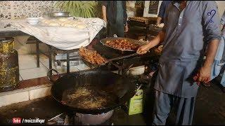 Roadside Fish Fry | Street Food Of Karachi, Pakistan.