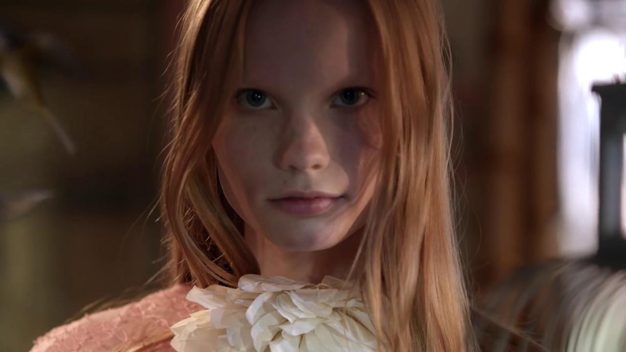 nubiles redhead Polina