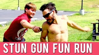 STUN GUN FUN RUN