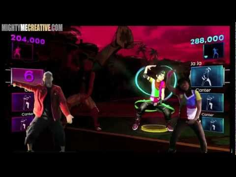 Dance Central 2: Massive Attack 2 Players Battle Mode Gameplay with MMC