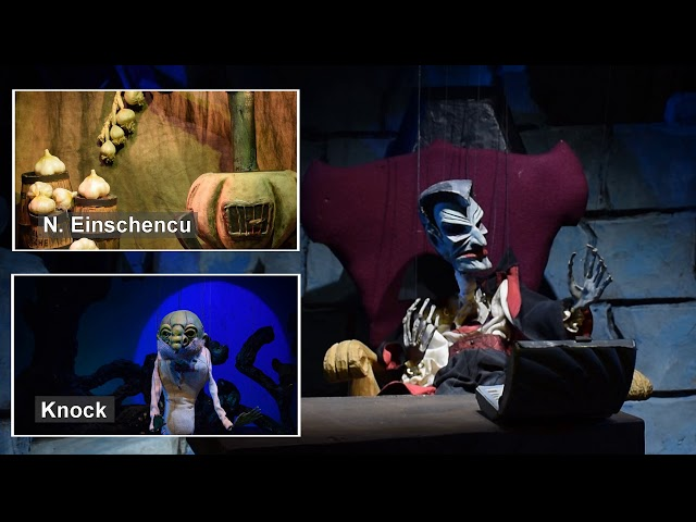 Die Videokonferenz (Vampire im Lockdown – Folge 3)