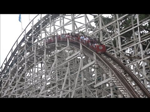 First Time at Six Flags Over Georgia