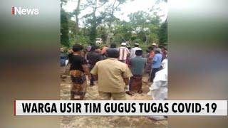 Detik-detik Warga Usir Tim Gugus Tugas COVID-19 di Madura, Jawa Timur - iNews Sore 07/07
