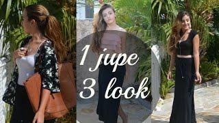 1 jupe, 3 look ! Thumbnail