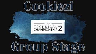 Cookiezi | osu! Technical Championship 2k18 [Group Stage]