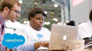 Trailblazer Moment: UNICEF & Salesforce Circle the Schools | Salesforce