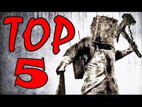 Top 5 horror igrica