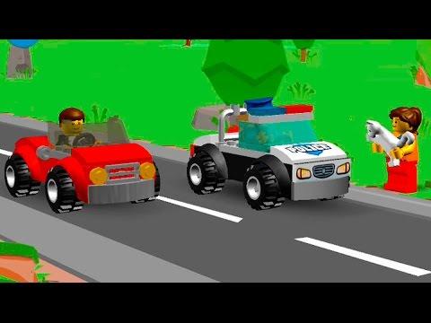 Видео машины лего фото 574-696