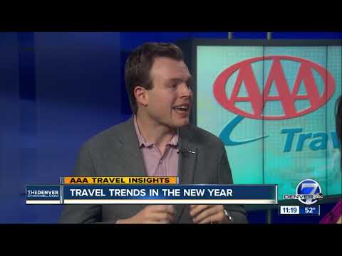 AAA: Travel Trends In The New Year