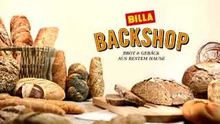 BILLA Backshop