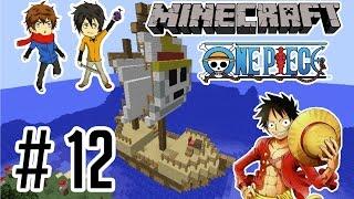 Minecraft one piece co-op[Thai] # 12 เจอแต่เพชร