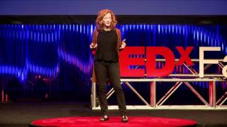 Our future depends on the words we use to describe it | Cheryl Heller | TEDxFargo