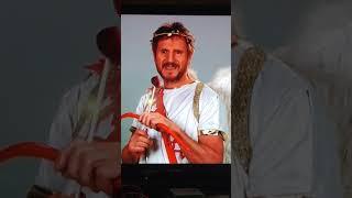 Liam  Neeson as cupid
