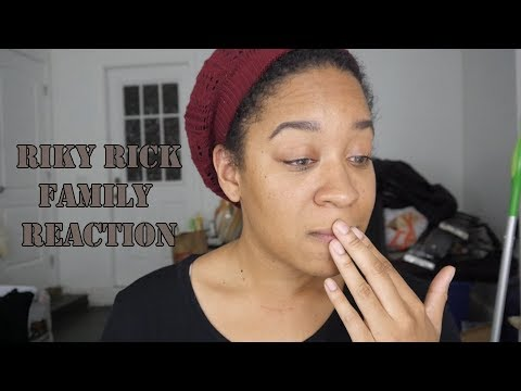 Riky Rick- Family (ft. Frank Casino) Audio Reaction | GABBIreACTS
