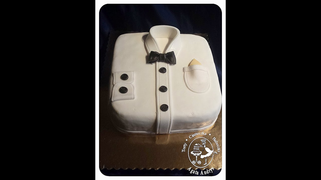 T Shirt Cake Pictures