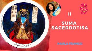 II SUMA SACERDOTISA de los Arcanos Mayores del Tarot Madre paz, Espiritualidad y Chamanismo