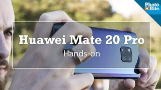 First-look, real-world review of the Huawei Mate 20 Pro