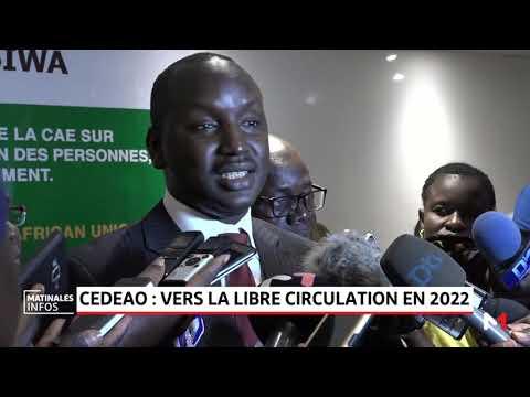 CEDEAO: vers la libre circulation en 2022