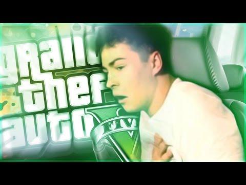 DACHOWANIE W TAXI! - GTA V Challenge!